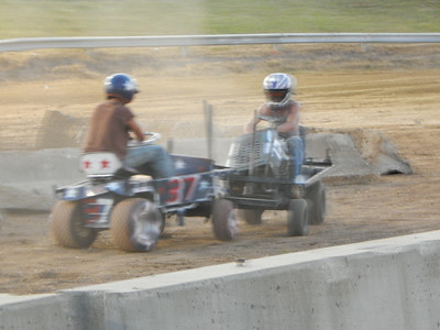 2014 Lawnmower Derby
