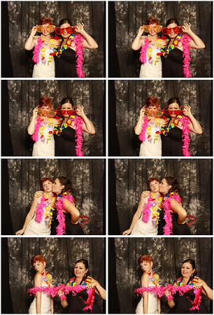Clymer-Kent Wedding Photobooth