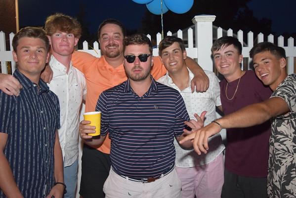 Matts Graduation Party 7/24/21