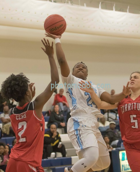 Bertie vs Currituck Basketball 1 26 18