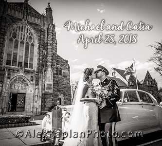 Wedding at Mayfair Farms West Orange NJ by Alex Kaplan Photo and Video
