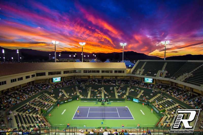 Indian Wells Tennis Garden 2014