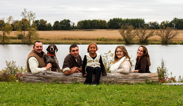 Wallenkamp family 2015