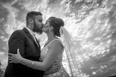 Brian and Kimberly's Wedding 9-1-17