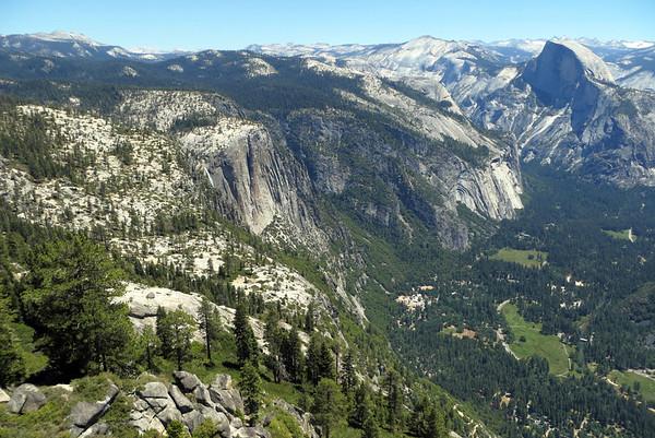 Yosemite, El Capitan: June 1-3, 2012