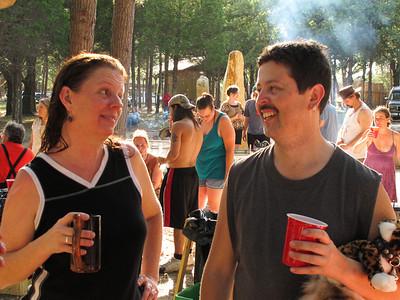 Sherwood Forest 2010 - Jun 10 gathering