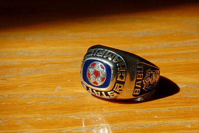 Boyd Soccer Championship Ring Ceremony