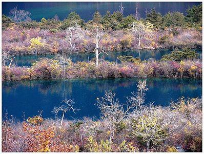 Jiuzhai 九寨 2003 Nov