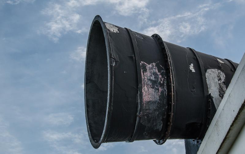 Nash Point Fog Horn