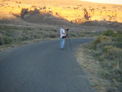 Chaco Culture NPS Elk 2011-10