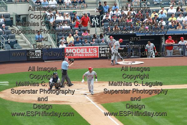 Yankees vs. Angels 7-15-2012
