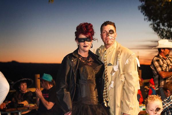 Kelsha & Jeremy's Halloween Reception