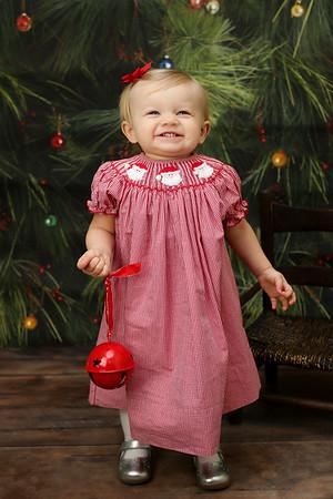 Olivia Christmas Peeks