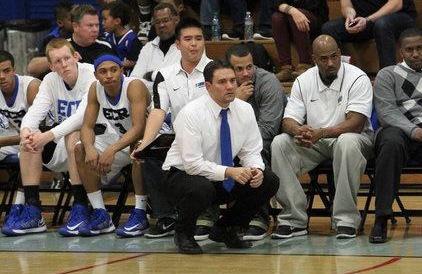 . David Rebibo, El Camino Real boys basketball coach is Los Angeles Daily News co-coach of the year.