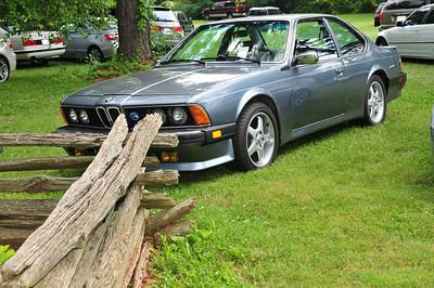 2012 BMW Vintage Show