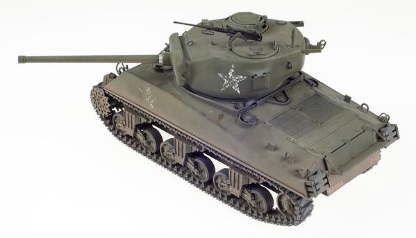 1:35 Tasca M4A3(76)W Sherman