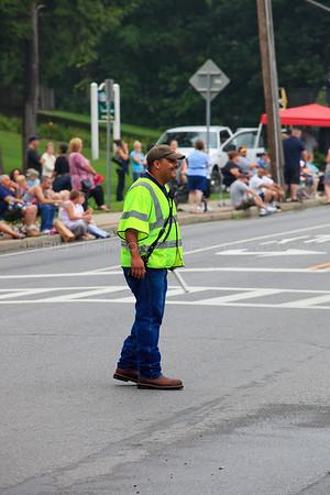 Dover FD Parade - 7/18/09
