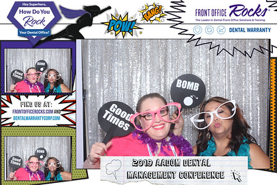 2019-07-18 Front Office Rocks at AADOM 2019