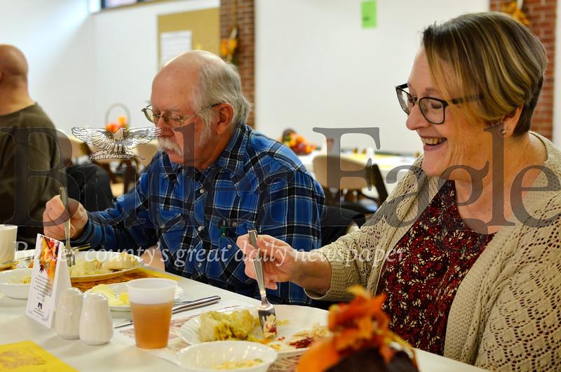 thanksgiving meal black