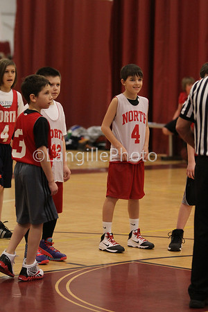 North Attleboro Youth Basketball 2011
