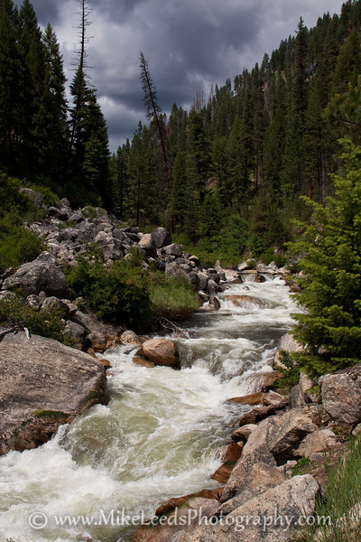 Middle Fork Payette River in Idaho.