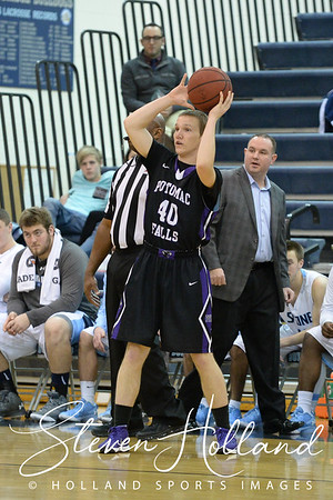 Boys Varsity Basketball - Potomac Falls vs Stone Bridge 1.19.2016 (by Steven Holland)
