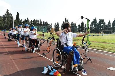 Torneo Arco Senza Barriere -  Targa Para - Archery Reggio  Calabria 19 settembre 2020 Foto FAUSTO ERCOLI