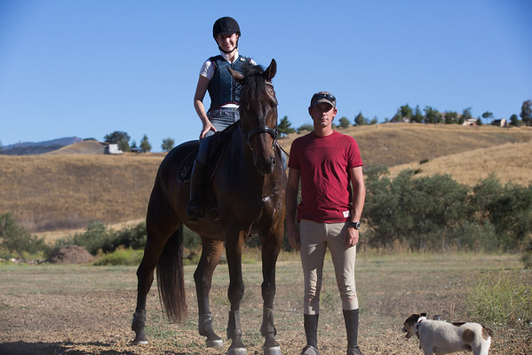 Kate Cumming Equestrian images