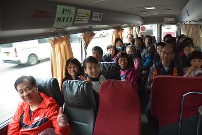 3月7日夫婦組新春郊遊