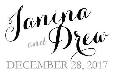 Janina + Drew