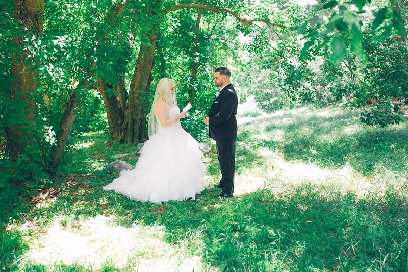 Oak Glen Wedding Portraits