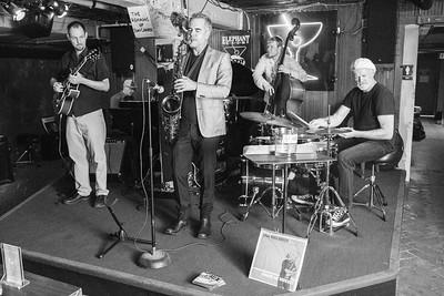 Elias Haslanger Quintet 2016-02-12