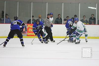 Varsity Hockey vs Eastview