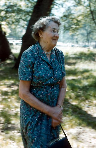 Grandma Caroline Robinson 1959