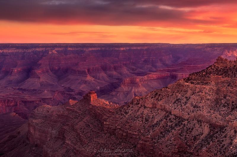 Pink Canyon