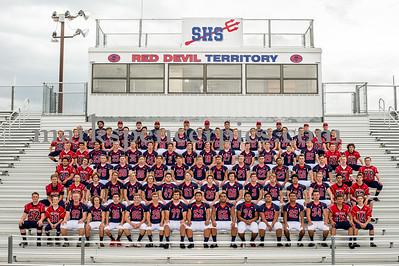 SHS Football Team Pics 2015