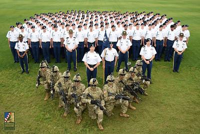 5-5-17 A/1-50, F/1-19 & B/1-50 Graduation Ceremony