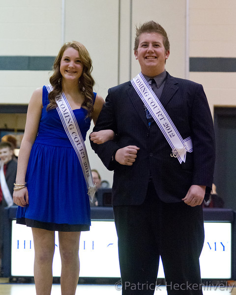 2012-01-13 Homecoming Court
