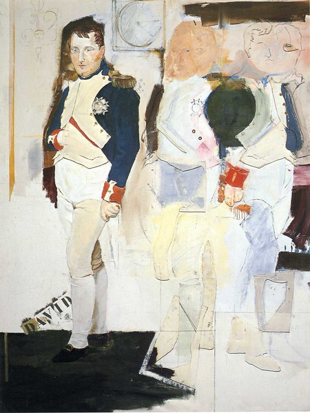 Larry Rivers after Jacques-Louis David