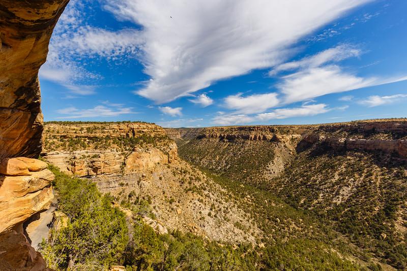 Soda Canyon, Mesa Verde National Park
