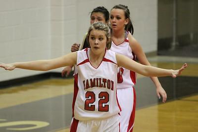 Girls Basketball vs. McGregor