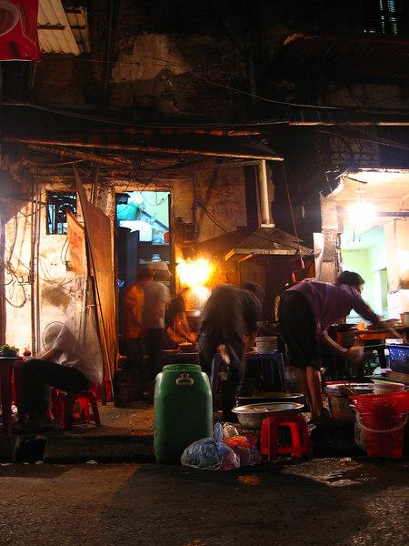 street restaurant.. ha noi