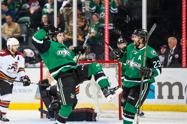 05-09-18 Texas Stars vs Tucson Roadrunners - Playoff Round 2, Game 4