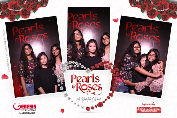 Pearls & Roses: A Valentine Special
