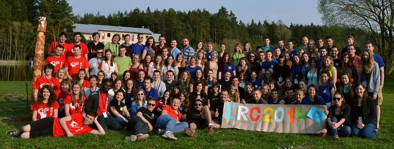 ERC 2014, Zderaz, Czechia