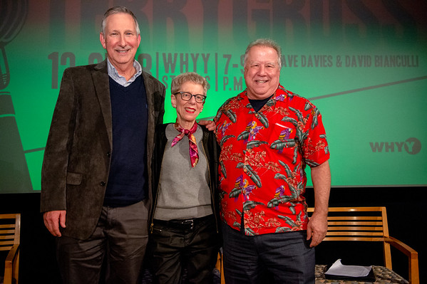 A Night Out with Terry Gross