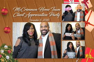 McCrimmon Team Holiday Party 2016