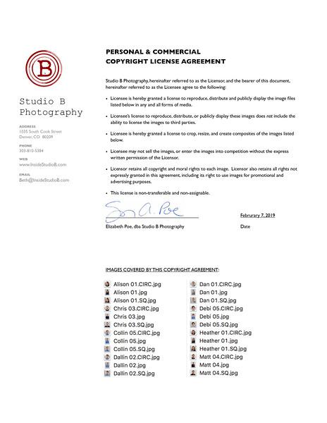 Registria Copyright Agreement