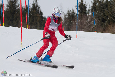 2014 Middle School States Slalom at Kent's Hill