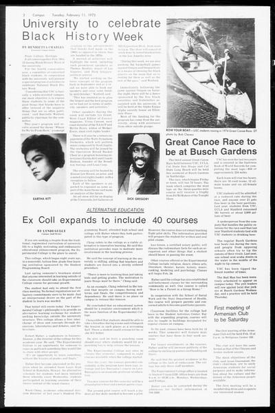 Daily Trojan, Vol. 67, No. 71, February 11, 1975